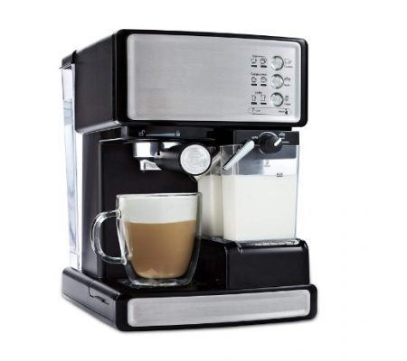 new product of coffee machine