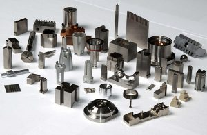 image of metal parts manufacturing